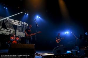 LSD (La Souris Déglinguée) à l'Olympia le 09/05/2015 pour leurs 35ème anniversaires.