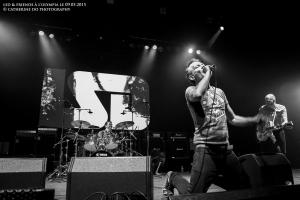 LSD + 1ERS PARTIES à l'Olympia le 09/05/2015