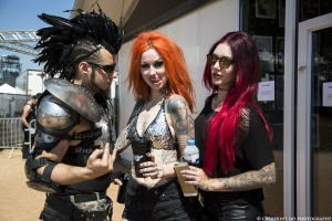 AMBIANCES DU HELLFEST 2015 par Catherine Do photographe