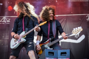 STICKY BOYS AU HELLFEST LE 19.06.2015 A LA MAINSTAGE 1 This picture is copyrighted material and all rights are reserved. Do NOT copy without photographer's written consent.